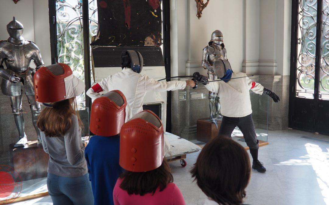 Nuevo taller para niños en el Museo Lázaro Galdiano