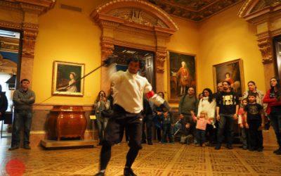 Próximo 16 de Marzo nuevo taller para niños en el Museo Lázaro Galdiano
