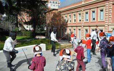 Talleres para niños en Alcorcón